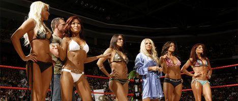 Draft (Divas), Candice Michelle, Insatisfação de Carlito, Steph. e muito mais! Divas1