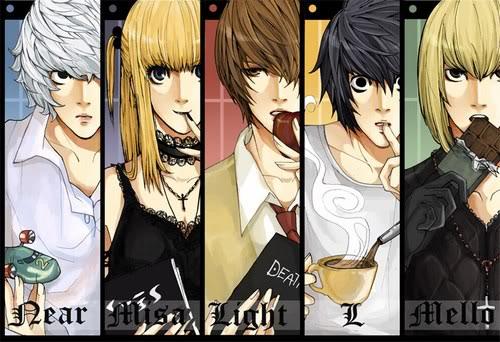 Trama:Death Note DEATHnot