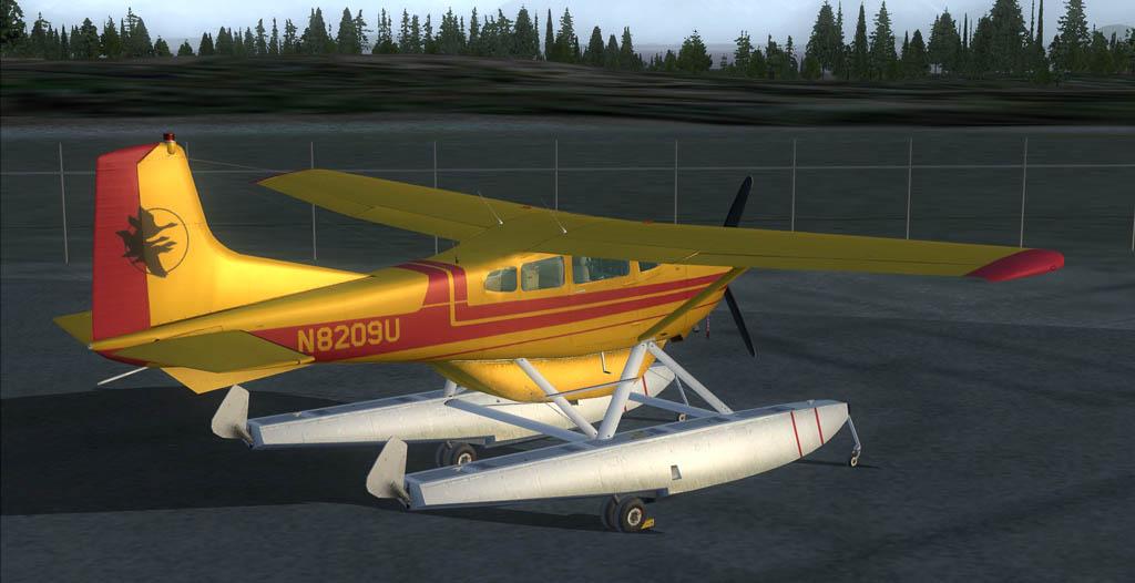 Carenado Cessna 185 --- alle Varianten (von UDO) 185-2012-oct-26-006