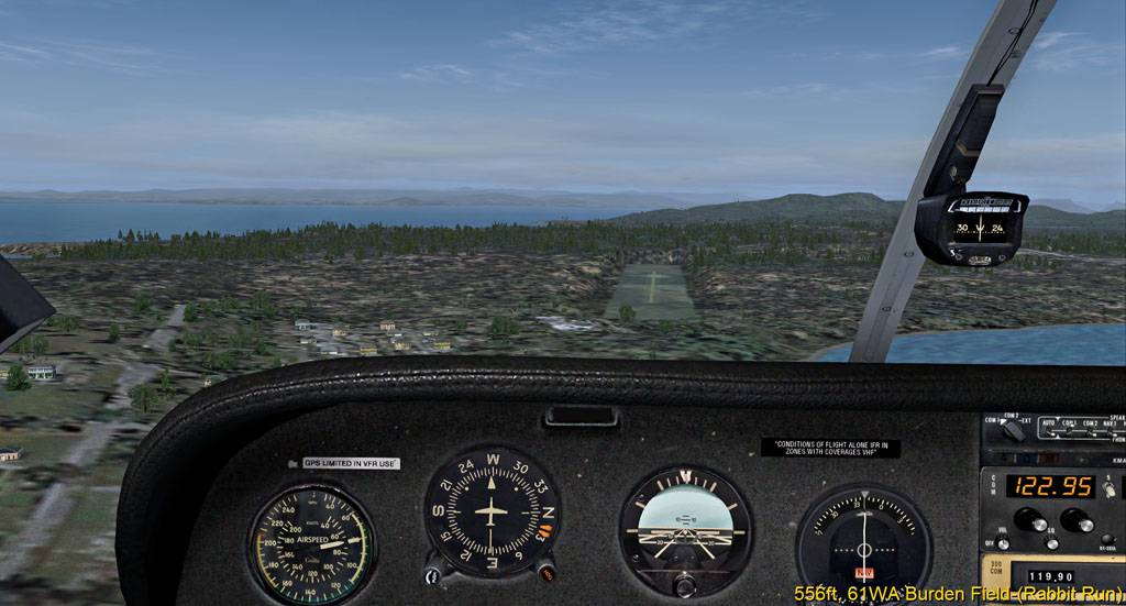 Dirtstrips Rund um Friday Harbor - FS9 FSA-2017-apr-2-004