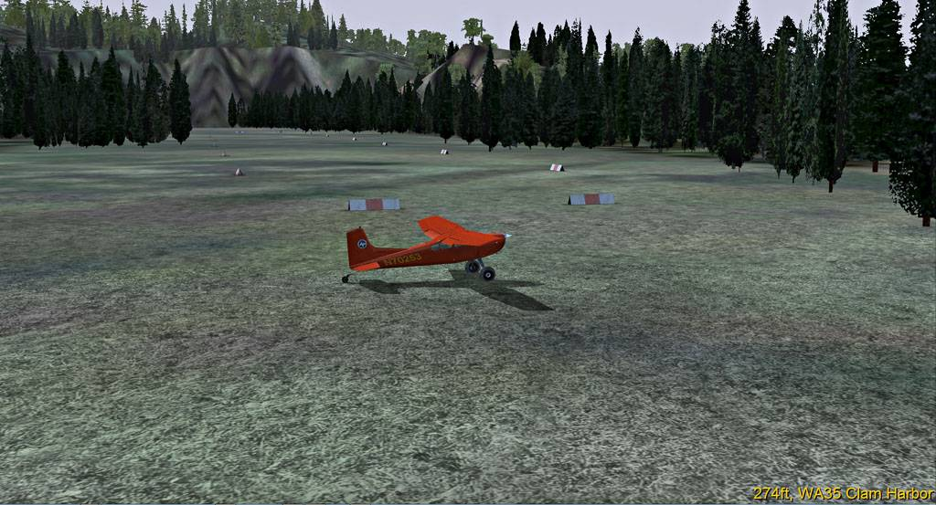 Dirtstrips Rund um Friday Harbor - FS9 FSA-2017-apr-2-005
