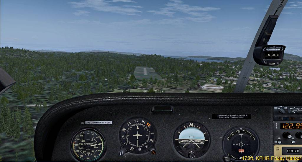 Dirtstrips Rund um Friday Harbor - FS9 FSA-2017-apr-2-006