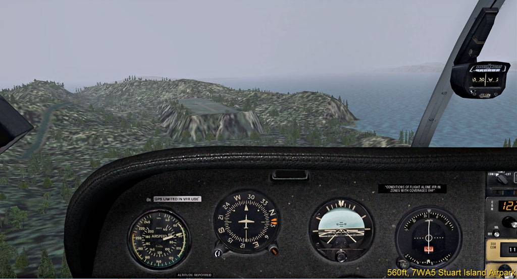 Dirtstrips Rund um Friday Harbor - FS9 FSA-2017-apr-2-011