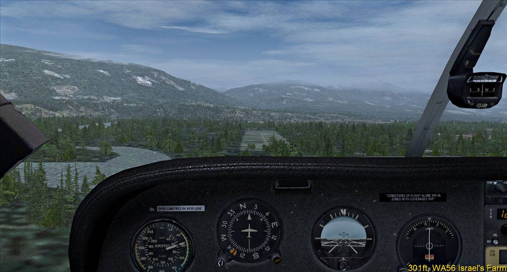 Dirtstrips Rund um Friday Harbor - FS9 FSA-2017-apr-2-013