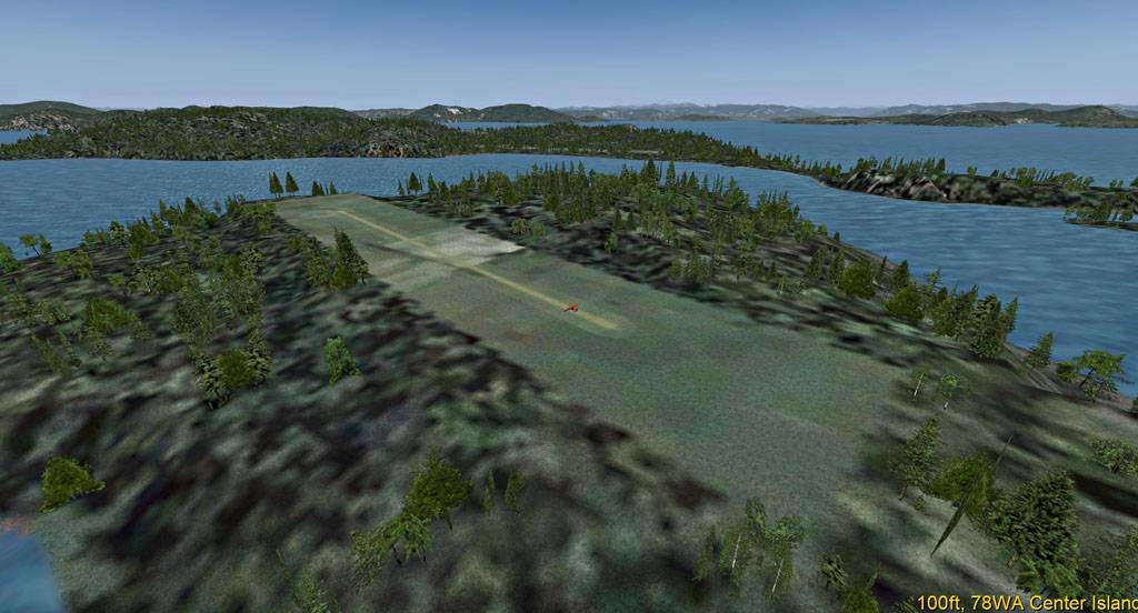 Dirtstrips Rund um Friday Harbor - FS9 FSA78wa-2017-apr-3-001