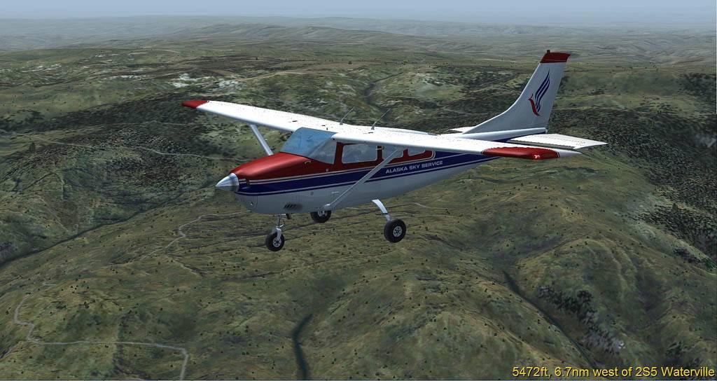 Cessna 206 mit ASS Lackierung Wash-2014-may-23-004