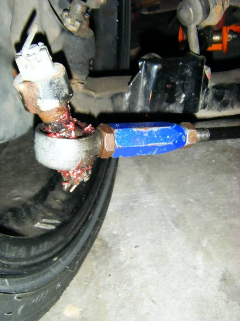 De venta Megan outer tie rod end para el 240sx s13 o s14 DSCF5538