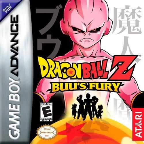 DBZ Rooms Gba  1646-DragonBallZ-BuusFuryU