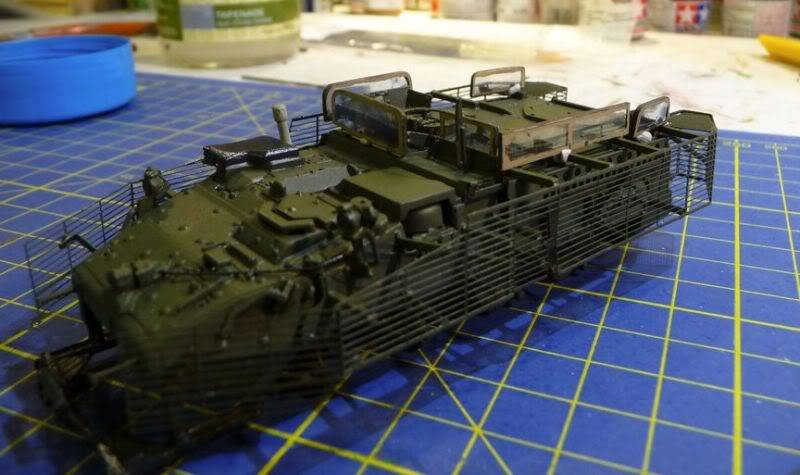 [duanra] Stryker ATGM trumpeter 1/72 - Page 2 72