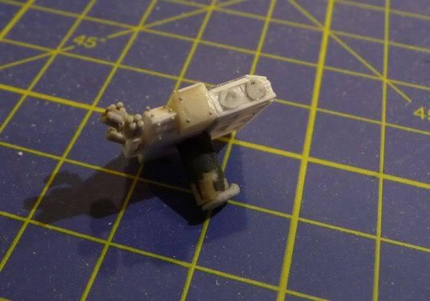 [duanra] Stryker ATGM trumpeter 1/72 P1030712