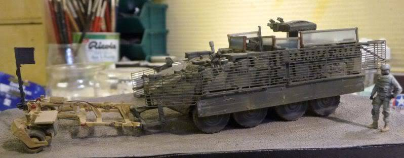 [duanra] Stryker ATGM trumpeter 1/72 - Page 4 Stryke
