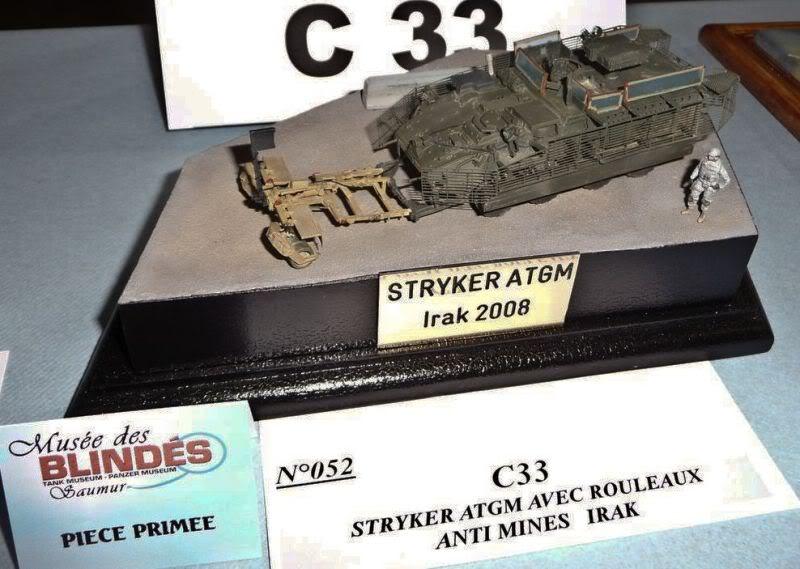 """GB"""" Stryker""""  Stryker-1"""