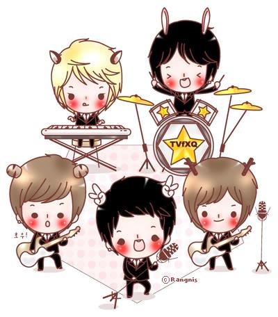 Hình manga của các nhóm nhạc Hàn - Page 2 Chibi1519729