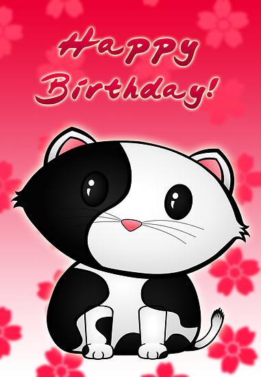 Happy birthday Luna! Cutebirthday