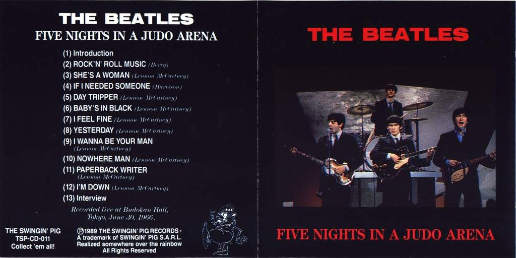 Beatles (Rarities & Bootlegs) Fivenights
