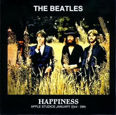 Beatles (Rarities & Bootlegs) Happi