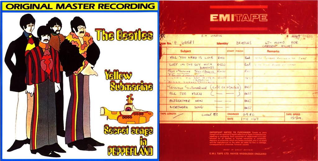 Beatles (Rarities & Bootlegs) Secretsongs