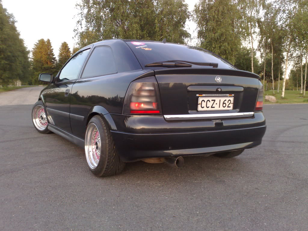 """opel astra """"Gee"""" -98 29062009115"""
