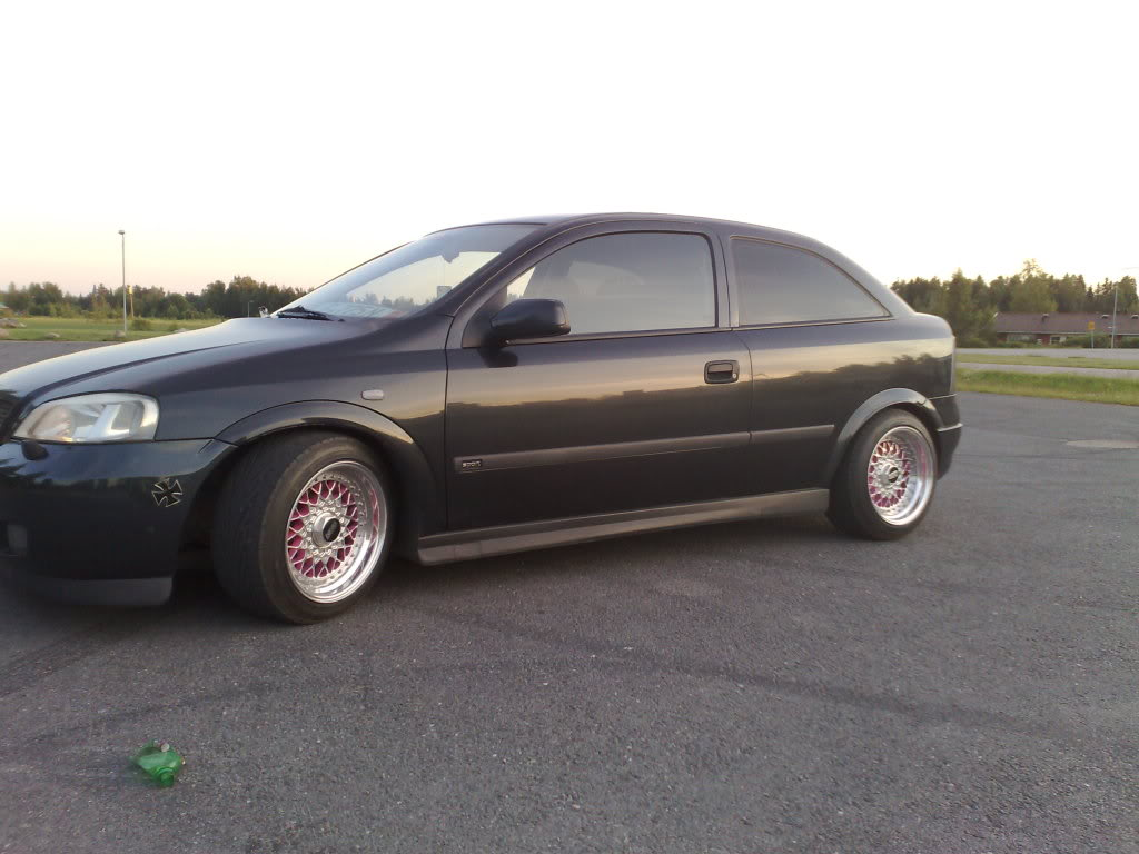 """opel astra """"Gee"""" -98 29062009116"""