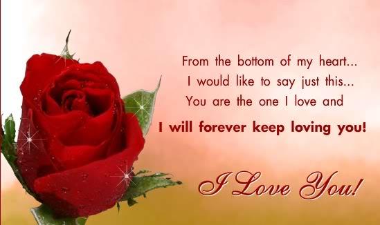 {{I Love You}} Rose