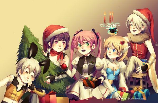 Feliz Navidad GAKOOanime!! HJH