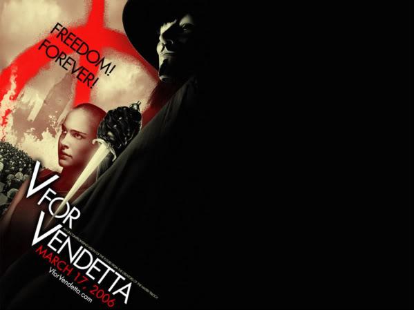 V de Venganza. (V for Vendetta) V_for_Vandetta