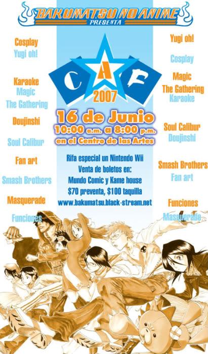 Chibi Anime Fest. Hermosillo, Son. Publicafnt1
