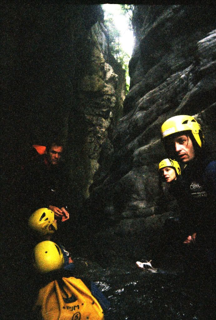 WEEK END CANYONING A000025bis