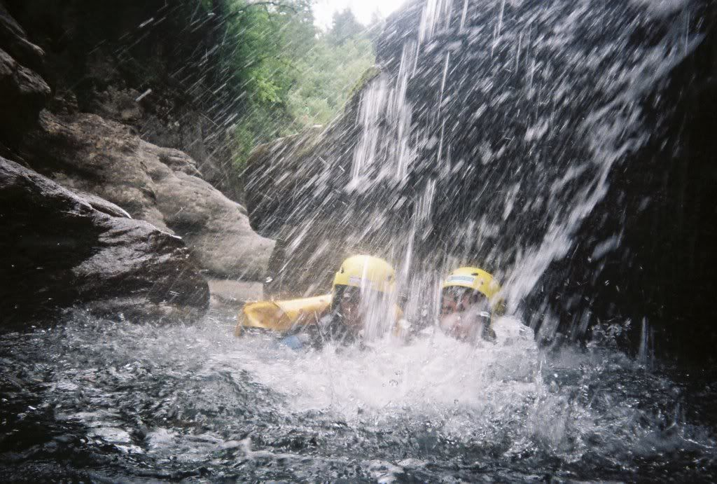 WEEK END CANYONING B000012