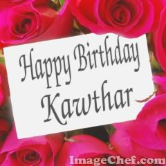 HAPPY BIRTHDAY SWEET PRINCESS KAWTHAR Samp76e4ef85414d7e3a