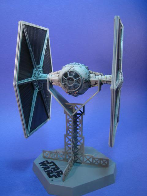 Tie Imperial 1/72 Finemolds IMG_7652