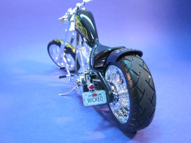 Custom Chopper Revell 1/24 IMG_7664