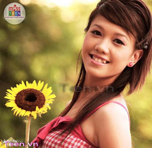 Girl xinh so lovely 5