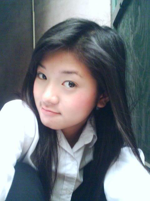 Girl xinh so lovely Hang