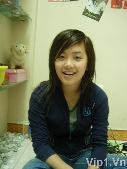 Girl xinh so lovely Vip1vn_GirlXinh005