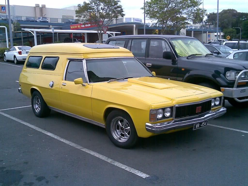 Vanrat - anyone remember the history? Yellowvan8