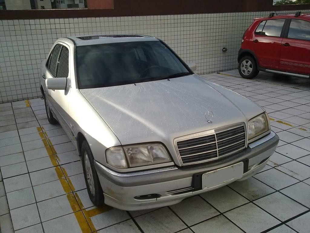 Vendo C280 98/99 Elegance  -  29.990,00R$ 27082010312
