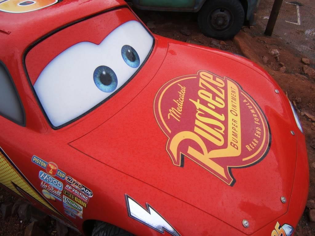 Cars Quatre Roues Rallye - Page 2 DSCF1397
