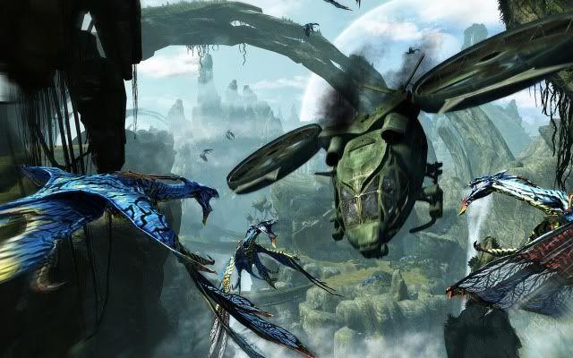 adivina el nombre de la pelicula Avatar