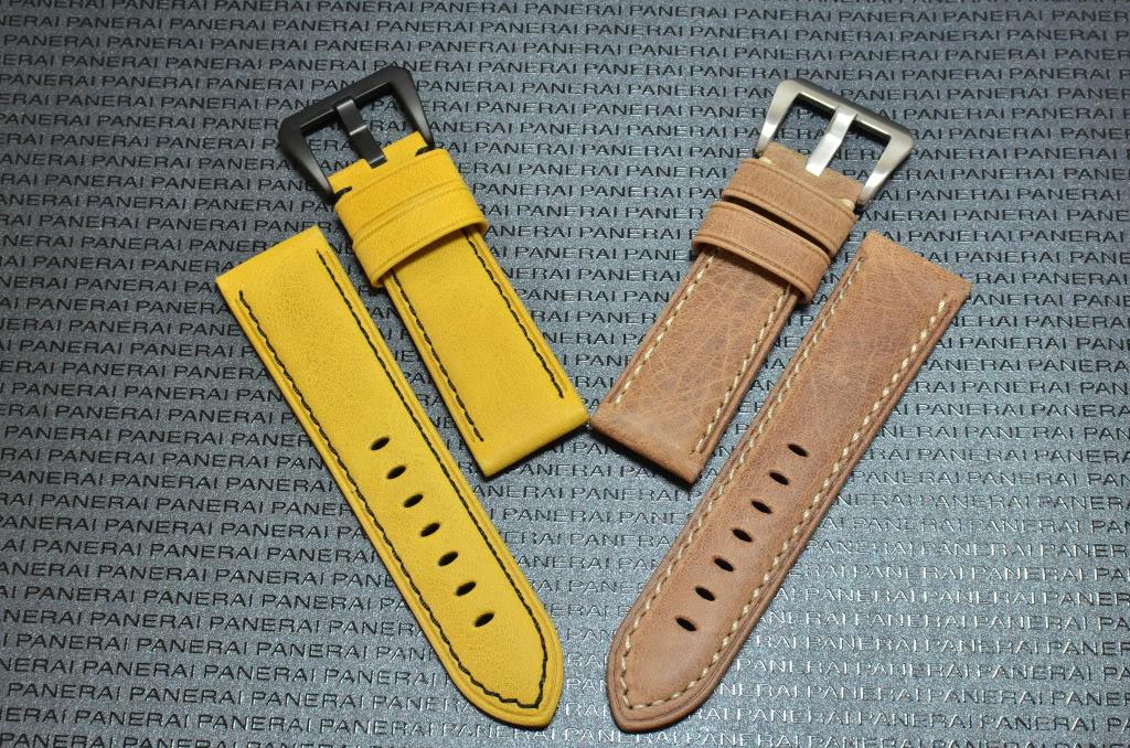 For sale : Strap Works >> 24/22, 24/24 & 26/26 calf leather straps & Big Decima buckles DSC_0036