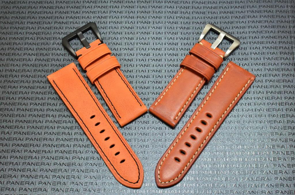 For sale : Strap Works >> 24/22, 24/24 & 26/26 calf leather straps & Big Decima buckles DSC_0037