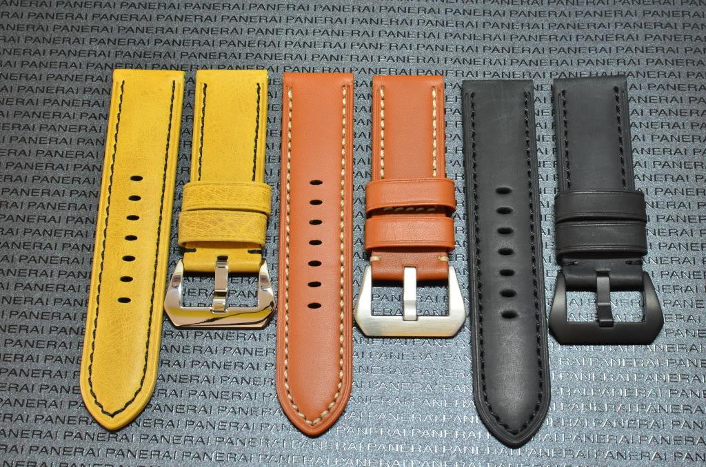 For sale : Strap Works >> 24/22, 24/24 & 26/26 calf leather straps & Big Decima buckles DSC_0039