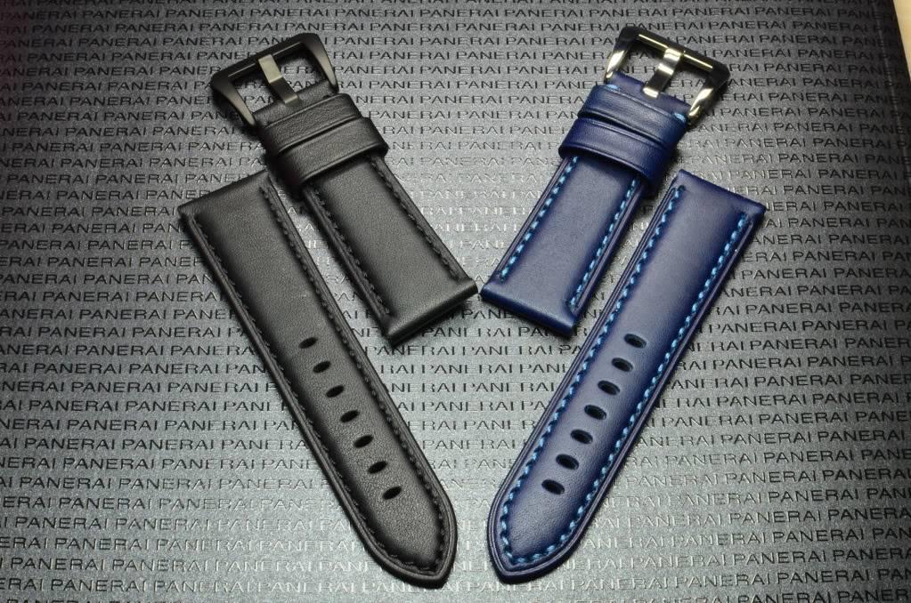For sale : Strap Works >> 24/22, 24/24 & 26/26 calf leather straps & Big Decima buckles DSC_0585_1