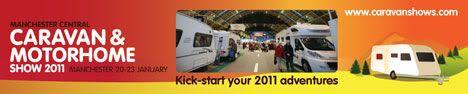 Manchester Caravan & Motorhome Show Mancaravanshow