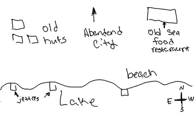 Forever Loveless [IC thread] Beachmap
