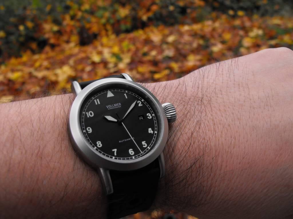 Vollmer Master Flieger Chronometer DSCF7049