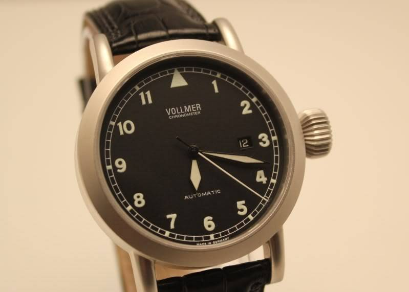 Vollmer Master Flieger Chronometer IMG_2251