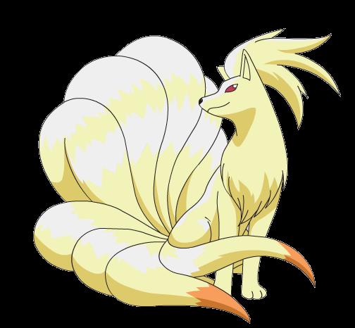 Pokemon of the Month - June 2013 - Ninetales Ninetales