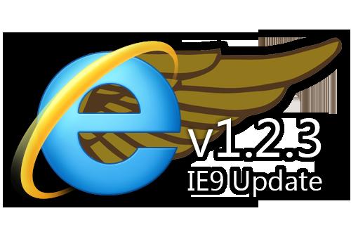Site Version 1.0 123ie9update