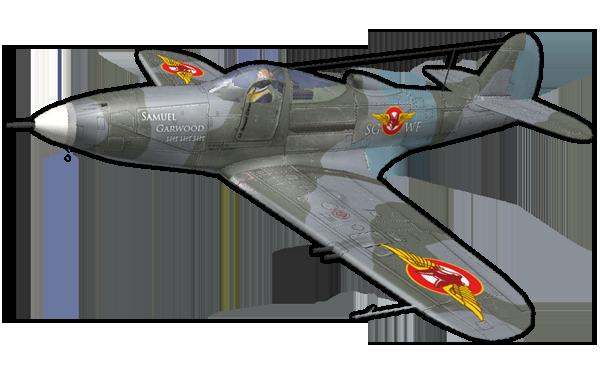 Post Your Aircraft SamuelGarwoodP400B